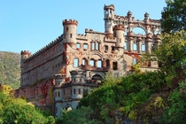 Bannerman Castle Pollepel Island New York