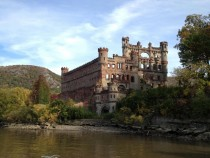 Bannerman Castle Pollepell Island  X