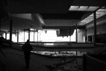 Bannister Mall - Kansas City MO - pics from inside during demolition  - link to album and story in comments