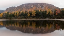 Barachois Park Newfoundland at fall