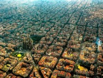 Barcelona at its very entrancing x