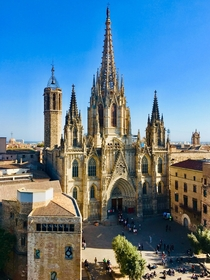Barcelona Cathedral Catalonia