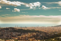 Barcelona global view