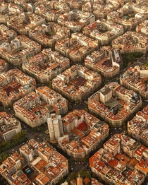 Barcelona Spain  By Tim Orr