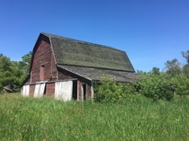 Barn that used to belong to my great grandparents