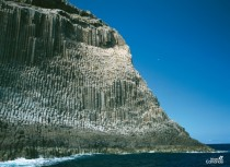 Basalt Cliffs Los Organos Spain