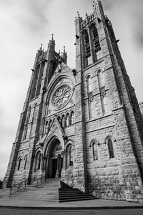 Basilica of Our Lady Immaculate in Guelph Ontario Canada OC x