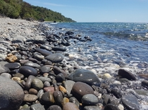 Batangas Philippines A pebble beach