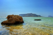 Bay of Balos Crete Greece