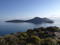 Bay of Tolo Greece