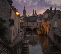 Bayeux France - Small town in the Normandy region of France that was undamaged in WWII