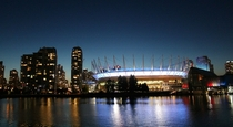 BC Place Vancouver British Columbia