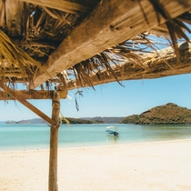 Beach Shack La Paz Baja California Sur