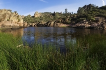 Bear Gulch at Pinnacles National Park CA Just wow