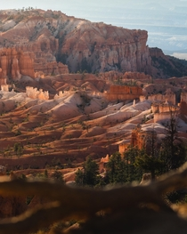 Beautiful colors of Bryce Canyon x OC
