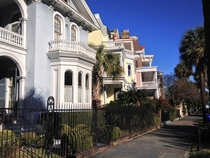 Beautiful homes and architecture in Charleston SC