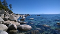 Beautiful Lake Tahoe CA Taken a few weeks ago