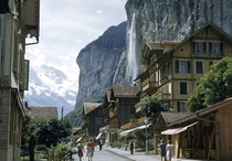 Beautiful Lauterbrunnen Switzerland