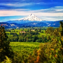 Beautiful Mt Hood Oregon