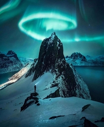 Beautiful Northern LIghts Norway