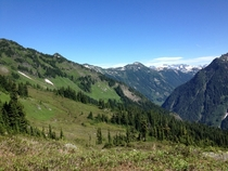 Beautiful Pacific Northwest WA