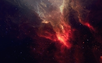 Beautiful Red Nebulae