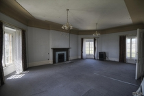 Beautiful Room That was Likely The Master Bedroom in This Abandoned s Mansion in Ontario