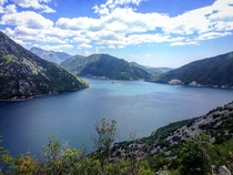 Beautiful scenery I stumbled upon in Montenegro
