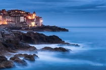 Beautiful Tellaro south of Le Cinque Terre Italy