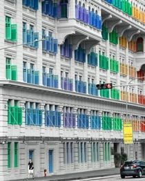 Beautifull Singapore buildings x