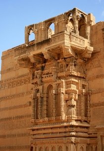 Beautifully Detailed Tomb Of Jam Nizamuddin II  CE In Makli Necropolis Sindh Pakistan  By Aliraza MIqbal