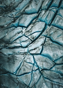 Beautify your home during lockdown I offer all my abstract landscapes like this glacier from Austria in high res on my website for free