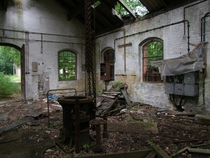 Beelitz Heilstatten Military Hospital