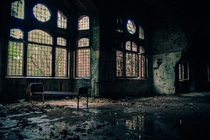 Beelitz Sanatorium near Berlin