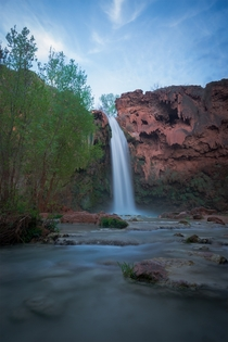 Been about a year now since I set off on the hike to Havasupai