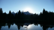 Been trying to find a new desktop background for  years but this pic I took at Grand Teton is just so