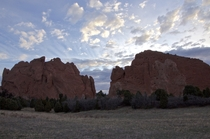 Before the Crowds Show Up at Garden of the Gods