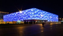 Beijing Water Cube By Chris Bosse x