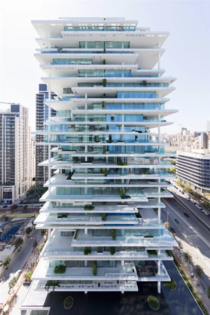 Beirut Terraces by Herzog and De Meuron