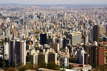 Belo Horizonte third biggest city in Brazil