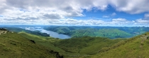 Ben Lomond Loch Lomond and Trossachs National Park