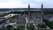 Berlin Abandoned Chemical Factory video in comments