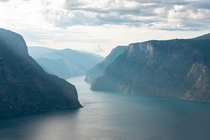 Best of Earth - Sognefjord in Aurland Norway