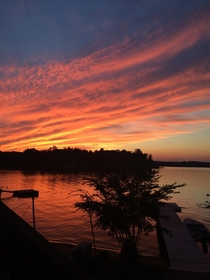 Best picture Ive ever taken Lake Harding Alabama