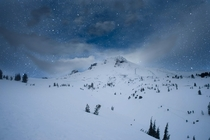Beyond the clouds MtHood  Taken by me shotshutter