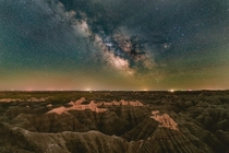 Big Badlands - Badlands NP