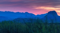 Big Bend at Dawn