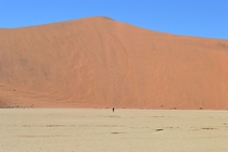 Big Daddy Sand dune one of the highest in the world with human comparison OC