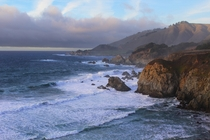 Big Sur Central California Coast