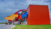 Biomuseo in Panama  Gehry Partners